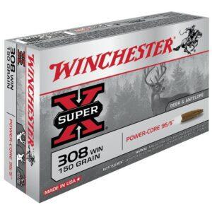 Winchester 308 Win 150 GR Super-X Power Core (20)