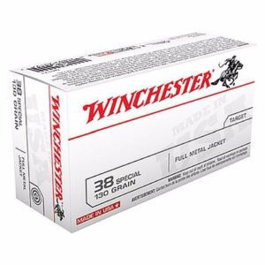Winchester 38 Special +P 125 Gr JHP Super X (50)