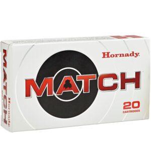 Hornady 223 Rem 73 Grain ELD-M (Extremly Low Drag) Match (20)