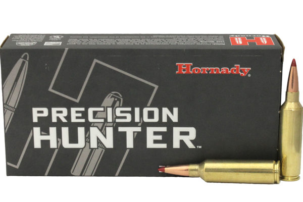 Hornady 7mm WSM 162 Grain ELD-X (Extremly Low Drag) Hunting (20)