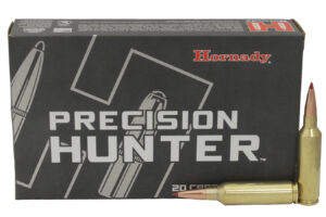 Hornady 270 WSM 145 Grain ELD-X (Extremly Low Drag) Hunting (20)