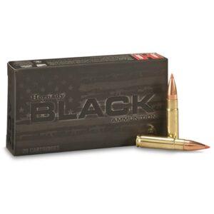 Hornady 300 Blackout 110 Grain V-MAX Black (20)