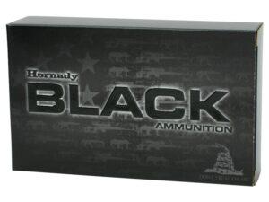 Hornady 5.56 Nato 62 Grain Full Metal Jacket Black (20)