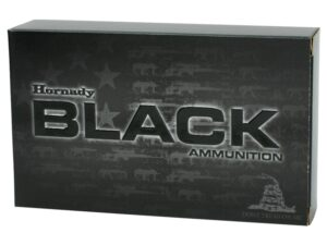 Hornady 5.56 Nato 75 Grain Interlock HD SBR Black (20)