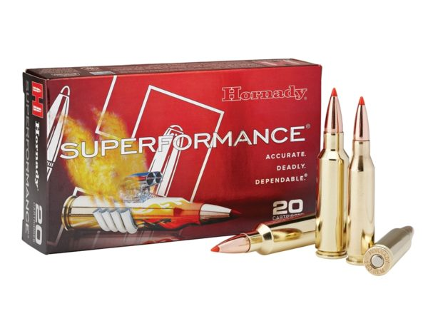 Hornady 300 WSM 165 Grain GMX (MonoFlex) Superformance (20)