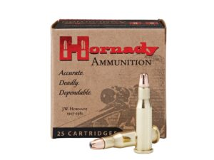 Hornady 218 Bee 45 Grain Hollow Point (25)