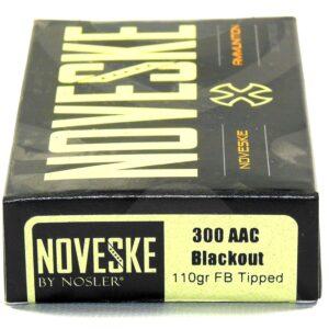 Nosler 300 AAC Blackout 110 Grain Varmageddon (20)