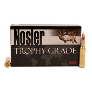 Nosler 6.5mm Creedmoor 140 Grain AccuBond (20)