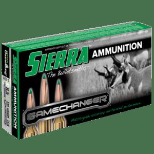 Sierra 6.5mm Creedmoor 130 GrainTGK Game Changer Polymer Tipped Spitzer Boat Tail (20)