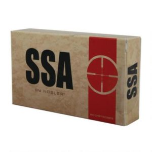 SSA 6.8mm SPC 110 Grain Nosler AccuBond (20)