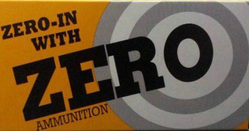 Zero Reload 9mm 147 Grain Full Metal Jacket (50)