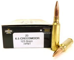 Armscor 6.5 Creedmoor 123 Gr. HPBT 20/10