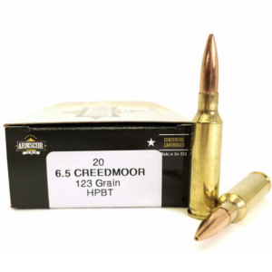 Armscor 6.5 Creedmoor 123 Gr. HPBT 20/10