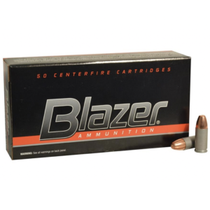 CCI Blazer 9MM 147 Gr FMJ Aluminum Case (50)