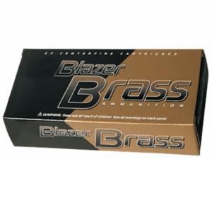 CCI Blazer Brass 38 Special 125 Gr FMJ-FN (50)