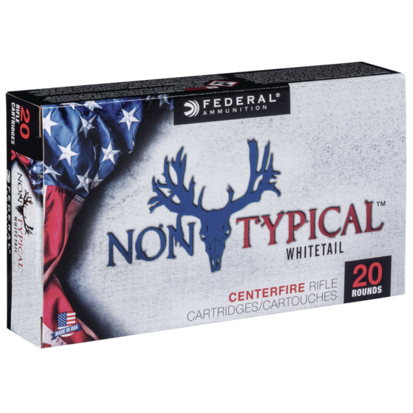 Federal 270 Win 130 Gr Non-Typical Rifle SP (20)