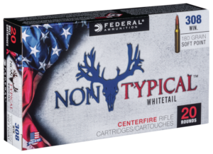 Federal 308 Win 150 Gr Non-Typical Rifle SP (20)