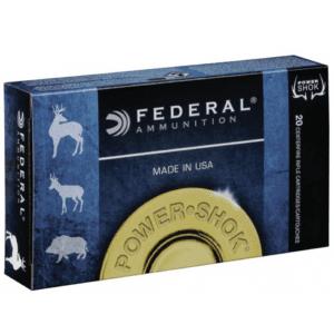 Federal 6.5 Creedmoor 140 Gr Power-Shok SP (20)