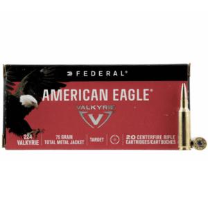 Federal 224 Valkyrie 75 Gr American Eagle TMJ (20)
