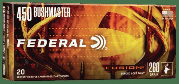 Federal Fusion 450 Bushmaster 300 Gr Fusion (20)