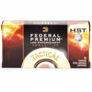 Federal Prem 40 S&W 180 Gr JHP HST (50)