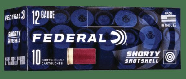 Federal 12 Gauge Shorty Shell 1 3/4 Inch Rifled Slug (10)