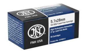 FN USA 5.7X28 MM 27 Gr HP (50)