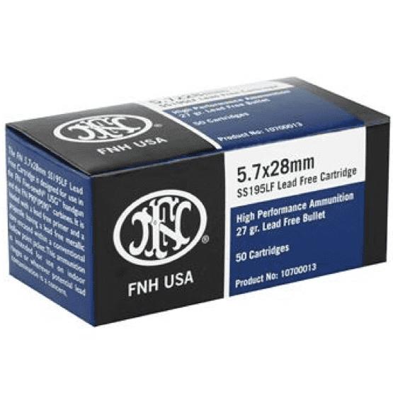 FN USA 5.7X28 MM 27 Gr HP (50)