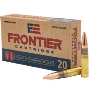 Frontier 300 BLACKOUT 125 GR FMJ (20)