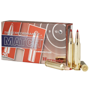 Hornady 223 Rem 73 Grain ELD-M (Extremly Low Drag) Match Superformance (20)