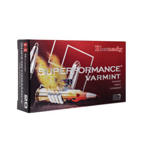 Hornady 204 Ruger 40 Grain V-MAX Superformance (20)