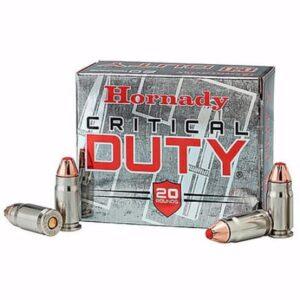 Hornady 40 S&W 175 Gr Critical Duty FlexLock (20)