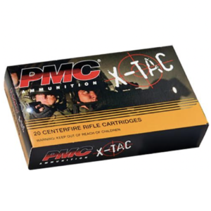 PMC 5.56mm 62 Gr Bronze LAP (20)