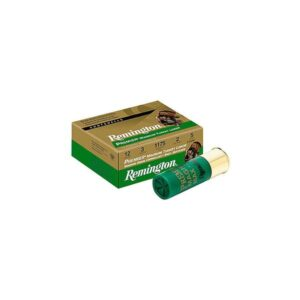 "Remington 12 Ga 3.5"" 4 Shot Copper-Plated Premier Magnum Turkey Load (10)"