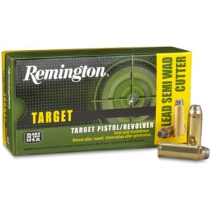 Remington 45 Long Colt 225 Gr Lead SWC (50)