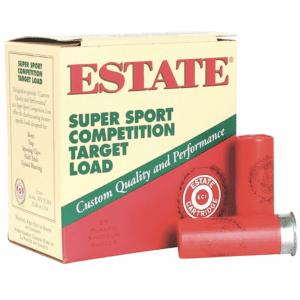 Estate 12 Gauge 1 1/8 Oz #7.5 2 3/4″ 3DR Super Sport (25)