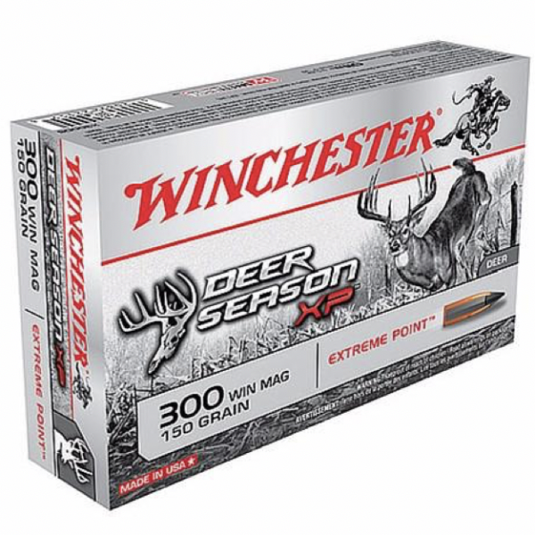Winchester 300 Win Mag 150 Gr Deer Season XP Extreme Point (20)