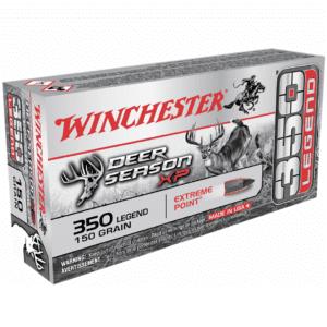 Winchester 350 Legend 150 Grain Deer Extreme Point (20)