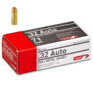 Aguila .32 ACP Auto 71 Gr FMJ (50)