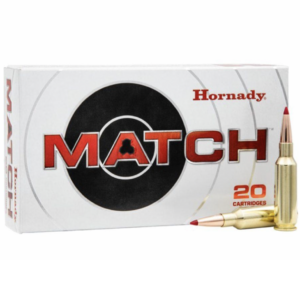 Hornady 224 Valkyrie 88 Gr ELD-M (Extremly Low Drag Match) (20)