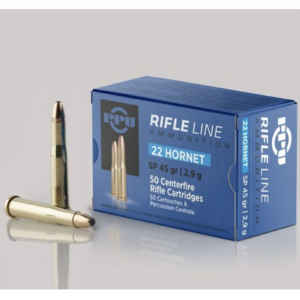Prvi 22 Hornet 45 Grain Soft Point (50)
