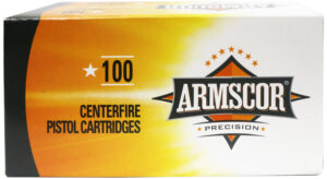 Armscor 22 TCM 40Gr. JHP (100) Value Pack