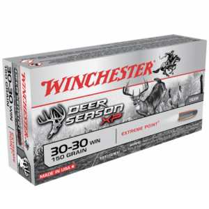 Winchester 30-30 150 Gr Deer Season XP (20)