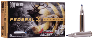 Federal 300 Win Mag 200 Gr Terminal Ascent (20)