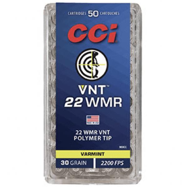 CCI 22 WMR 30 Gr VNT (50)