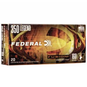 Federal 350 Legend 160 Gr Fusion (20)