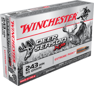 Winchester 243 Win 100 Grain Deer Season Extreme Point (20)