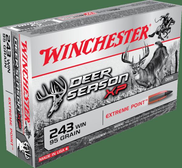 Winchester 243 Win 100 Grain Deer Season Extreme Point (20)