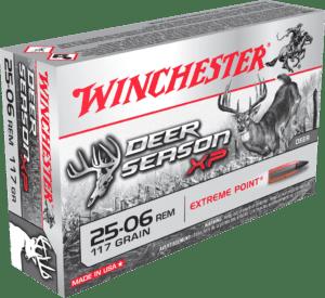 Winchester 25-06 Rem 117 Grain Deer Season Extreme Point (20)