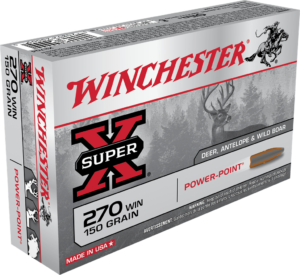 Winchester 270 Win 150 Grain Power Point (20)
